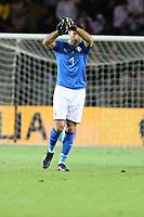06.10.2017 - Torino -  - Qualificazioni Russia 2018   -  Italia-Macedonia  nella  foto: Gianluigi Buffon