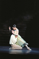 "Tamara Rojo and Massimo Murru in Royal Ballet's production of Sir Kenneth MacMillan's ""Romeo and Juliet"""