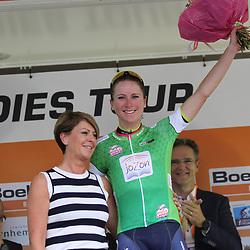 02-09-2017: Wielrennen: Boels Ladies Tour: Vaals: Annemiek van Vleuten