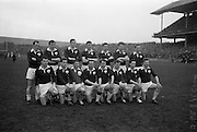 17/03/1965<br /> 03/17/1965<br /> 17 March 1965<br /> Railway Cup Football final Ulster v Connacht at Croke Park, Dublin. The Connacht team that lost the game to Ulster.