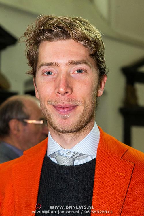 NLD/Den Haag/20180323 - Huldiging Olympische en Paralympische medaillewinnaars, Jorrit Bergsma
