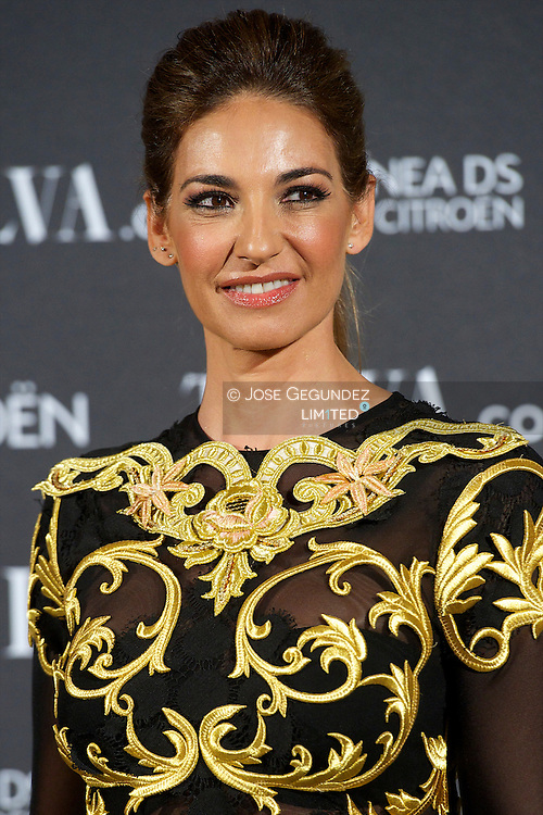 Marilo Montero attends Telva Awards 2012 at Hotel Palace on November 6, 2012 in Madrid, Spain