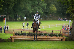 Ingrid Klimke, (GER), FRH Escada JS - Eventing Cross Country test- Alltech FEI World Equestrian Games™ 2014 - Normandy, France.<br /> © Hippo Foto Team - Dirk Caremans<br /> 30/08/14