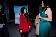 PREEYA KALIDAS; CAREY HOTCHKIS, ArtSensus presents ' Naked Soul' by Meredith Ostrom in support of Youth for Youth. Howick Place. London. 12 March 2009