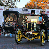Dennis  Tonneau 1902    Driven By   Mr John Dennis OBE, Bonhams London to Brigthon Veteran Car Run Supported by Hiscox,, 06/11/2016,
