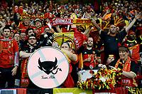 Belgium supporters. tifosi<br /> Lille 01-07-2016 Stade Pierre Mauroy Football Euro2016 Wales - Belgium / Galles - Belgio <br /> Quarter-finals. Foto Matteo Ciambelli / Insidefoto