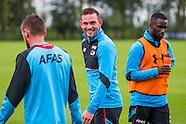Vincent Janssen training