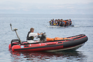 refugees on Lesbos, 15.08.15