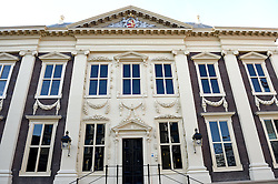 30-03-2015 NED: FIVB Drawing WCH Beach Volleyball, The Hague<br /> The Drawing of Lots for the FIVB Beach Volleyball World Championships The Netherlands 2015 will take place at the Mauritshuis art museum