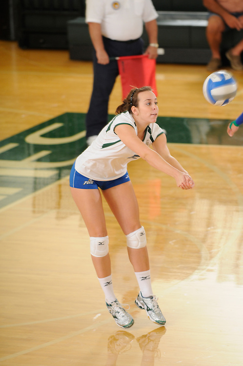 2009 Florida Gulf Coast University Volleyball vs USF