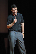 Comedian Adam Ferrara performed at The Gerry Red Wilson Found. Comedy Benefit to raise awareness for Spiral Meningitis at the Town Hall in New York City on June 11, 2002 as part of the Toyota Comedy Series.<br /> photo by Jen Lombardo/PictureGroup