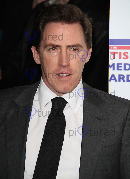 Rob Brydon British Comedy Awards, O2 Arena, London, UK, 22 January 2011: Contact: Ian@Piqtured.com +44(0)791 626 2580 (Picture by Richard Goldschmidt)