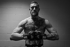 November 12, 2016: Conor McGregor at UFC 205