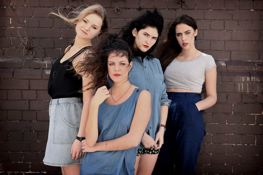 Band HINDS (Formerly Deers), From Madrid