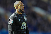 Tim Howard (Everton) during the Barclays Premier League match between Everton and Norwich City at Goodison Park, Liverpool, England on 15 May 2016. Photo by Mark P Doherty.