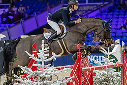 Van Dyck Dries, BEL, Eloma-M<br /> Jumping Mechelen 2019<br /> © FEI/Dirk Caremans<br />  30/12/2019