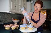 Rebecca Metraux Canna| Sweet Lorelei Bakery | Headshots| Philadelphia | Contigo Photos + Films