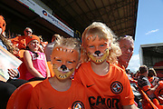Tigers - Dundee United open day at Tannadice<br /> <br />  - Pictures © David Young