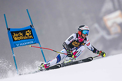 FRASSE SOMBET Coralie of France competes during  the 6th Ladies'  GiantSlalom at 55th Golden Fox - Maribor of Audi FIS Ski World Cup 2018/19, on February 1, 2019 in Pohorje, Maribor, Slovenia. Photo by Matic Ritonja / Sportida