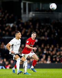 Tommy Rowe of Bristol City - Rogan/JMP - 07/12/2019 - Craven Cottage - London, England - Fulham v Bristol City - Sky Bet Championship.