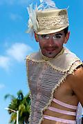 Man on Stilts, LA Pride 2010 West Hollywood, CA Parade