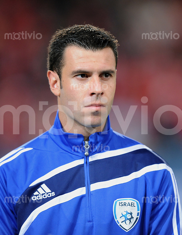 Fussball International   WM  2010  Qualifikation  Gruppe 2    14.10.2009 Schweiz - Israel Roberto Callauti (ISR)