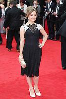 Zoe Tapper, Arqiva British Academy Television Awards, Royal Festival Hall London UK, 12 may 2013, (Photo by Richard Goldschmidt)