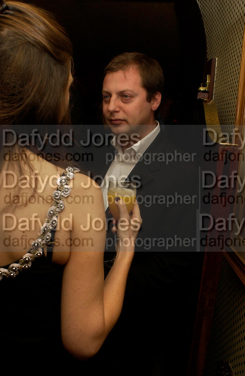 Matthew Freud. Artists Independent Networks  Pre-BAFTA Party at Annabel's co hosted by Charles Finch and Chanel. Berkeley Sq. London. 11 February 2005. . ONE TIME USE ONLY - DO NOT ARCHIVE  © Copyright Photograph by Dafydd Jones 66 Stockwell Park Rd. London SW9 0DA Tel 020 7733 0108 www.dafjones.com