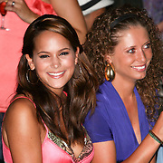 NLD/Amsterdam/20090730 - Modeshow Björn Borg zomer 2010, Elize