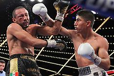 January 19, 2013: Mikey Garcia vs Orlando Salido