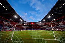 MUNICH, GERMANY - Wednesday, March 13, 2019: A general view of the Allianz Arena ahead of the UEFA Champions League Round of 16 2nd Leg match between FC Bayern München and Liverpool FC. (Pic by David Rawcliffe/Propaganda)