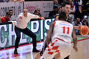 Vincenzo Esposito<br /> The FlexX Pistoia Basket - Pasta Reggia Juve Caserta<br /> Lega Basket Serie A 2016/2017<br /> Pistoia 13/02/2017<br /> Foto Ciamillo-Castoria