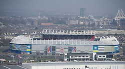 General View of Cardiff City stadium.  - Photo mandatory by-line: Alex James/JMP - Mobile: 07966 386802 - 17/03/2015 - SPORT - Football - Cardiff - Cardiff City Stadium - Cardiff City v AFC Bournemouth - Sky Bet Championship
