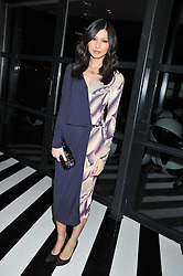 GEMMA CHAN at the InStyle Best of British Talent Event in association with Lancôme and Avenue 32 held at The Rooftop Restaurant, Shoreditch House, Ebor Street, London E1 on 30th January 2013.