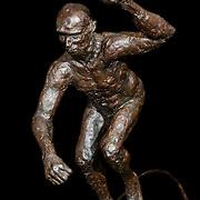 """""""Dancer"""" by Sumner Winebaum. Detail."""
