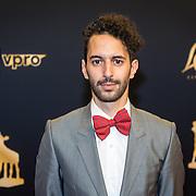 NLD/Utrecht/20160930 - inloop NFF 2016 L'OR Gouden Kalveren Gala, Achmed Akkabi