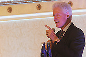 Wall Street Project Luncheon with Bill Clinton