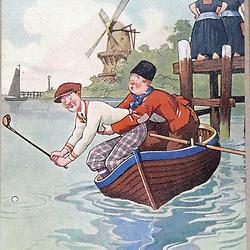 BELGIUM & HOLLAND