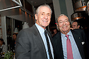 PAT RILEY; MICKY ARISON,  Dom PŽrignon with Alex Dellal, Stavros Niarchos, and Vito Schnabel celebrate Dom PŽrignon Luminous. W Hotel Miami Beach. Opening of Miami Art Basel 2011, Miami Beach. 1 December 2011. .<br /> PAT RILEY; MICKY ARISON,  Dom Pérignon with Alex Dellal, Stavros Niarchos, and Vito Schnabel celebrate Dom Pérignon Luminous. W Hotel Miami Beach. Opening of Miami Art Basel 2011, Miami Beach. 1 December 2011. .