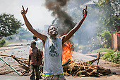 Burundi Election Protests