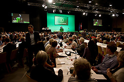 DK Caption:<br /> 20111001, Herning, Danmark:<br /> MCH Messecenter Herning. Konservativ Landsm&oslash;de 2011 i Herning Kongrescenter.<br /> Foto: Lars M&oslash;ller<br /> UK Caption:<br /> 20111102, Herning, Denmark:<br /> MCH Messecenter Herning. Konservativ Landsm&oslash;de 2011 i Herning Kongrescenter.<br /> Photo: Lars Moeller