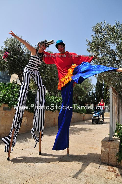 Israel, Haifa, Municipal Theatre Children's Play festival