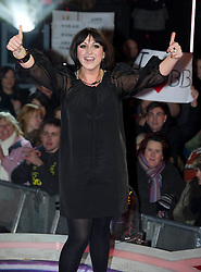 Contestant Natalie Cassidy at the launch of  Celebrity Big Brother 2012 in London , Thursday 5th January 2012. Photo by: i-Images