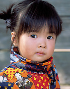 Japanese Little Girl