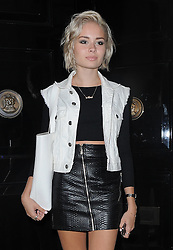 Nina Nesbitt attends the launch of the new Juicy Couture fragrance at The Arts Club in Mayfair, London, UK. 15/07/2015<br />