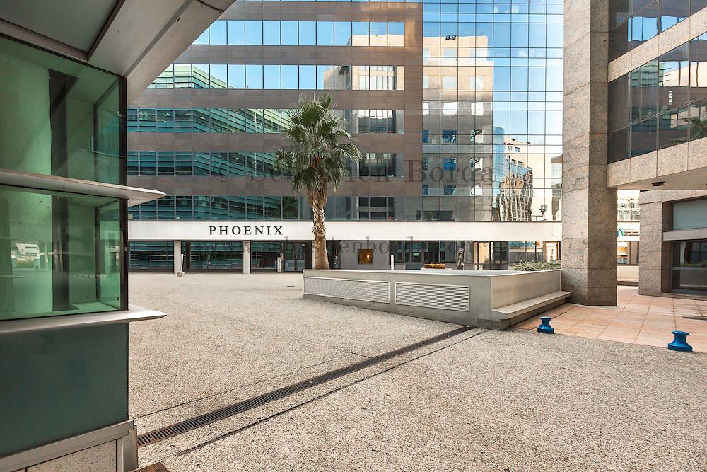 Batiments du centre d'affaire Phoenix // Buildings of Phoenix business center
