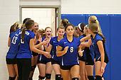 MCHS Varsity Volleyball vs Clarke