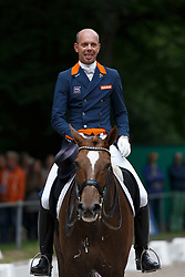 Minderhoud Hans Peter, (NED), Glock's Flirt<br /> CDI3* Grand Prix<br /> CHIO Rotterdam 2015<br /> © Hippo Foto - Dirk Caremans<br /> 19/06/15