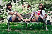 In The Backyard - Jenny Chansombat & Melanie Sothavy