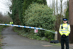 © Licensed to London News Pictures. 17/11/2015. Ibstock, Leicestershire, UK. Missing schoolgirl Kayleigh Hayward. Pictured, Police searching Sence Valley Forest Park. Photo credit : Dave Warren/LNP